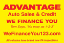 Advantage Auto Sales